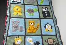 Blanket ideas for baby number 3