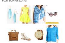 Fashion Style Inspiration Boards