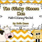 stinky cheese man