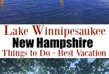 Lake Winnipesaukee Vacation Ideas: Visit Lakes Region, New Hampshire / Vacation in Lake Winnipesaukee, New Hampshire! This year-round Lakes Region destination features outdoor recreation, festivals, family-friendly attractions, nightlife and more. You'll find everything you need for a vacation in Lake Winnipesaukee. Rentals, beaches, skiing, travel tips, things to do, food, sites and more. Lake Winnipesaukee offers adventure for singles and families alike.