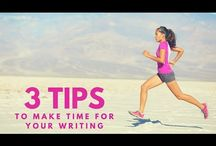 Productivity / How to make time for writing and creative living