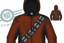 Cool Hoodies / by Kryptonite Kollectibles