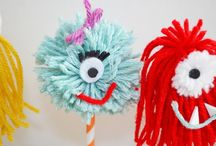 Crafts & Projects for Kids / Fun ideas and projects to keep the kiddos busy!