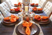20 Trendy Fall Pumpkin Table Centerpieces / 20 Trendy Fall Pumpkin Table Centerpieces