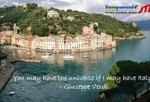 Europamundo Travel Inspiration for You! / Europamundo Travel Inspiration for You! Let Europamundo inspire on travel quote, quotes, life, dreams, thoughts, ideas, travel plans, escape, fly.