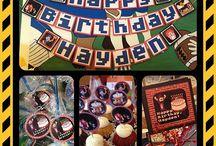 Wreck It Ralph Birthday Party Theme