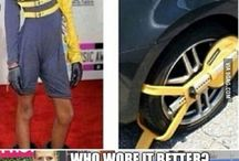 #WHO WORE IT BETTER