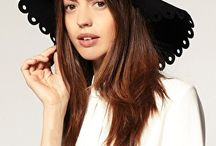 Fedoras, Floppy Hats, Ball Caps, Sun Hats  ... Must Haves  / by Margie Silverman