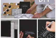 DIY SuperStudio / Descubre las manualidades más espectaculares y fáciles de hacer para que llenes tu hogar de mucho estilo y personalidad.