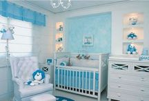 Baby Boy Bedroom / <3