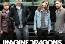 Imagine Dragons / I am an Imagine Dragons addict.I love the Band the music the people the little own universe going round and round them.I am a Firebreather .I definitly am