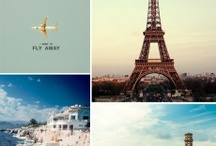 Places I want to visit!