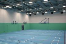 PU Sports Floor