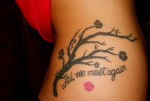 Tattoos.... / by Megan Luke