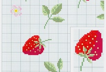 cucina / cross stitch designs