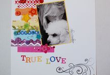 Scrapbook Pages by Bella Rose Cards