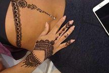 tatoo henné