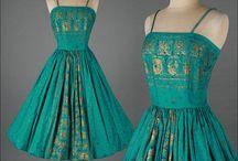 Robes des années 1950