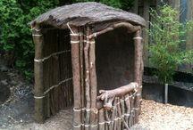 Přírodní dětská hřiště
