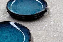 Keramik tallerkner