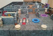 3d fantasy board