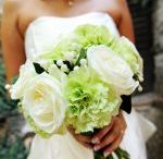 Bouquet sposa / Bouquet di rose bianche