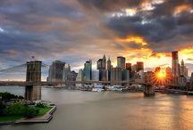 I Love NY / by Christina Hartman