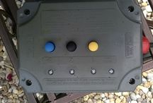 A GREAT FISH POND SWITCH BOX