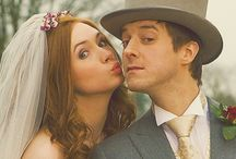 Amy and Rory and the Doctor / They are my favorite companions and he is my favorite doctor   / by Grace Langevin