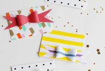 Papercrafting ideas / by Stephanie Widner