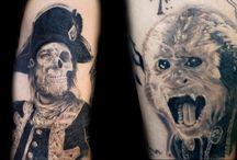 Ninne Oat Tattoomatic / Art By Ninne Oat
