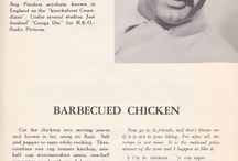 Famous Recipes Famous People