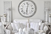 Klockor vardagsrum