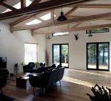 Szkieletowe domy drewniane - zdjęcia realizacji / Zdjęcia realizacji drewnianych domów szkieletowych wykonanych przez firmę DASZER