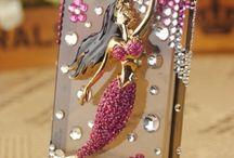 mermaid mobile covers