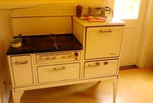 Kitchens and stoves