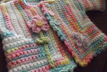 knitting baby blanket&bebek örgü işleri