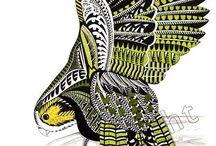 Animal Inspiration / Animal Art to Inspire