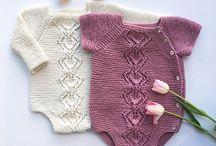 бодики для детей (вязание)
