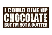 Chocolate Humor
