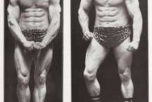 Bodybuilding legends