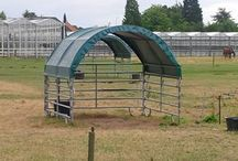 Horse Shelters & Barns