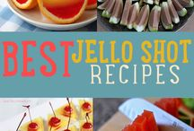 Jello Shots / All things Jello Shot related. Random Jello Shot Recipes. Pretty Jello Shots, Yummy Jello Shots, Jello Shot Garnish Inspiration, Jello Shot Photography Inspiration