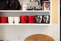 Kitchen remodel / by Kimberlee Spence