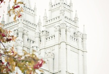 LDS Temples / by Aubrey Phillips