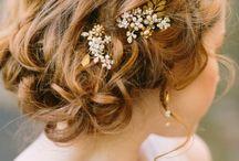 Wedding Hair / by Steph Solda