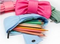 Pencil Cases✏️✂️ / Ribbon case! / by Jasmine Shireman