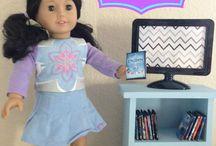 American Girl Doll Stuff