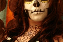 Gimme Some Skull! / Cool skull art and Day of the Dead ideas.