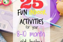 8 Month Old Baby Activities
